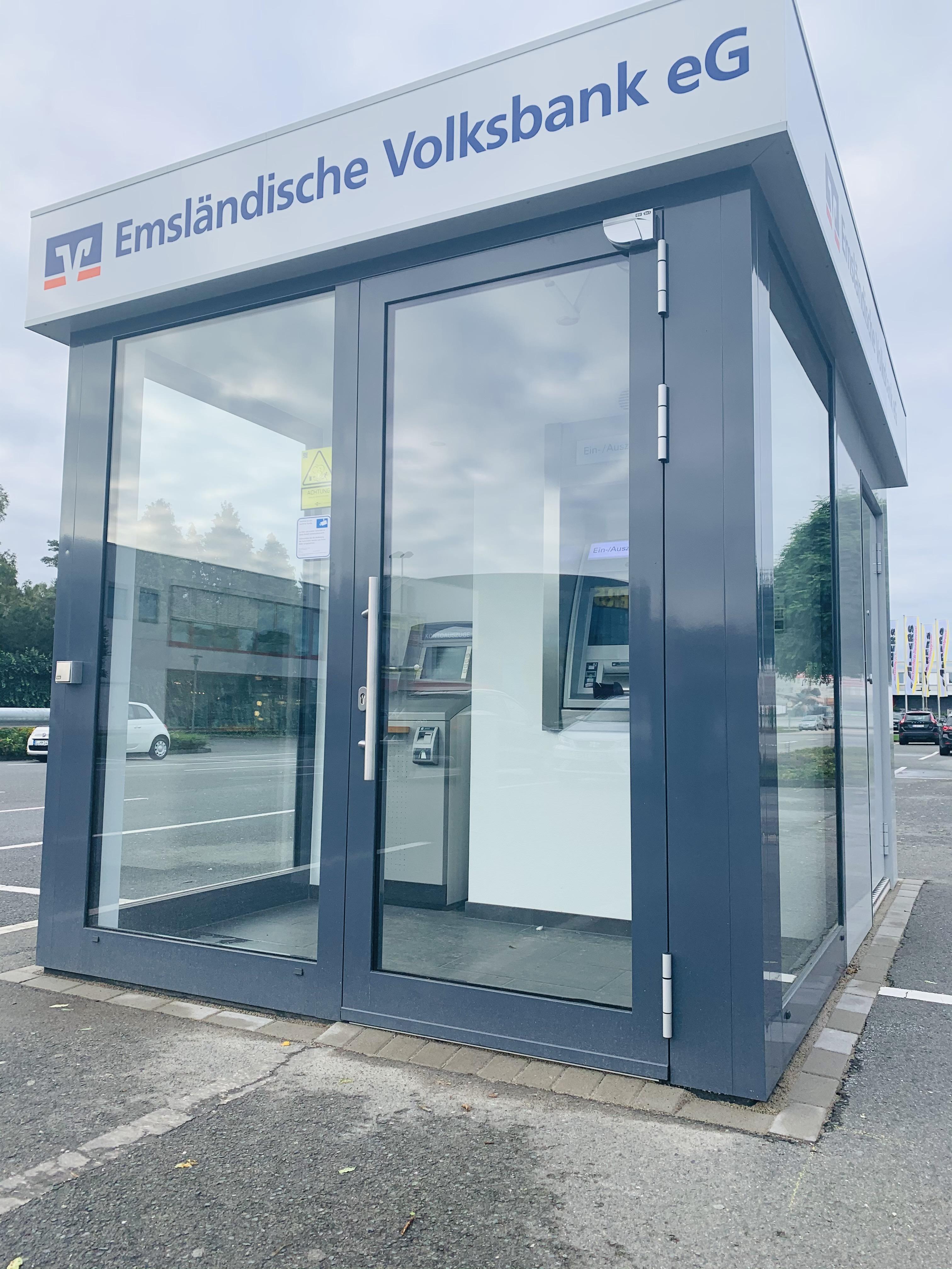 Emsländische Volksbank eG, Emsländische Volksbank eG Filiale Nödike, Schwefinger Straße 1, 49716, Meppen
