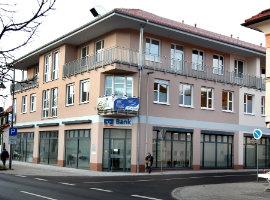 VR-Bank Bad Salzungen Schmalkalden eG Hauptstelle Bad Salzungen, VR-Bank Bad Salzungen Schmalkalden eG Geschäftsstelle Steinbach-Hallenberg, Hauptstraße 89, 98587, Steinbach-Hallenberg