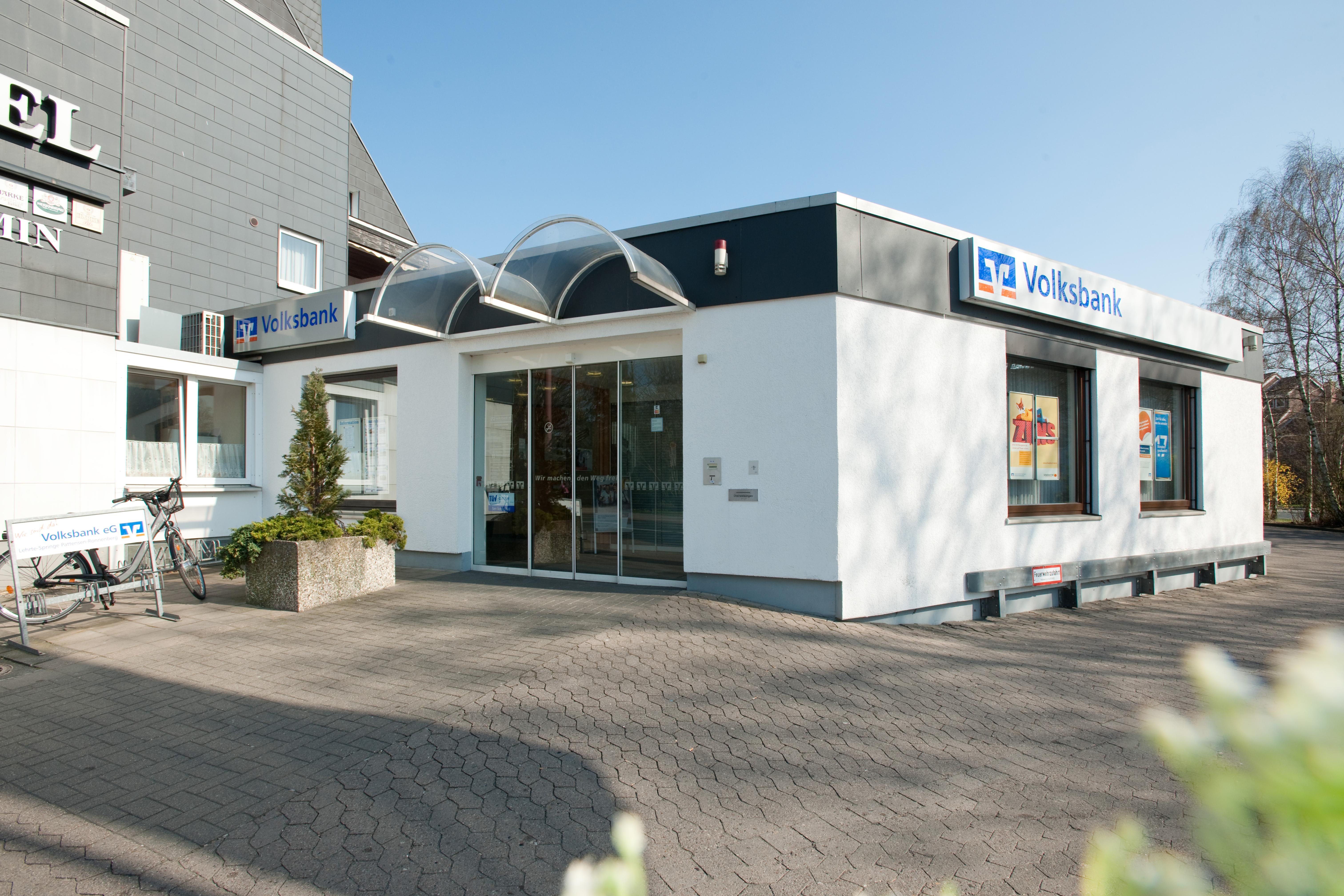 Volksbank eG Hildesheim-Lehrte-Pattensen, Volksbank eG SB-Geschäftsstelle Lehrte, Iltener Straße 75, 31275, Lehrte