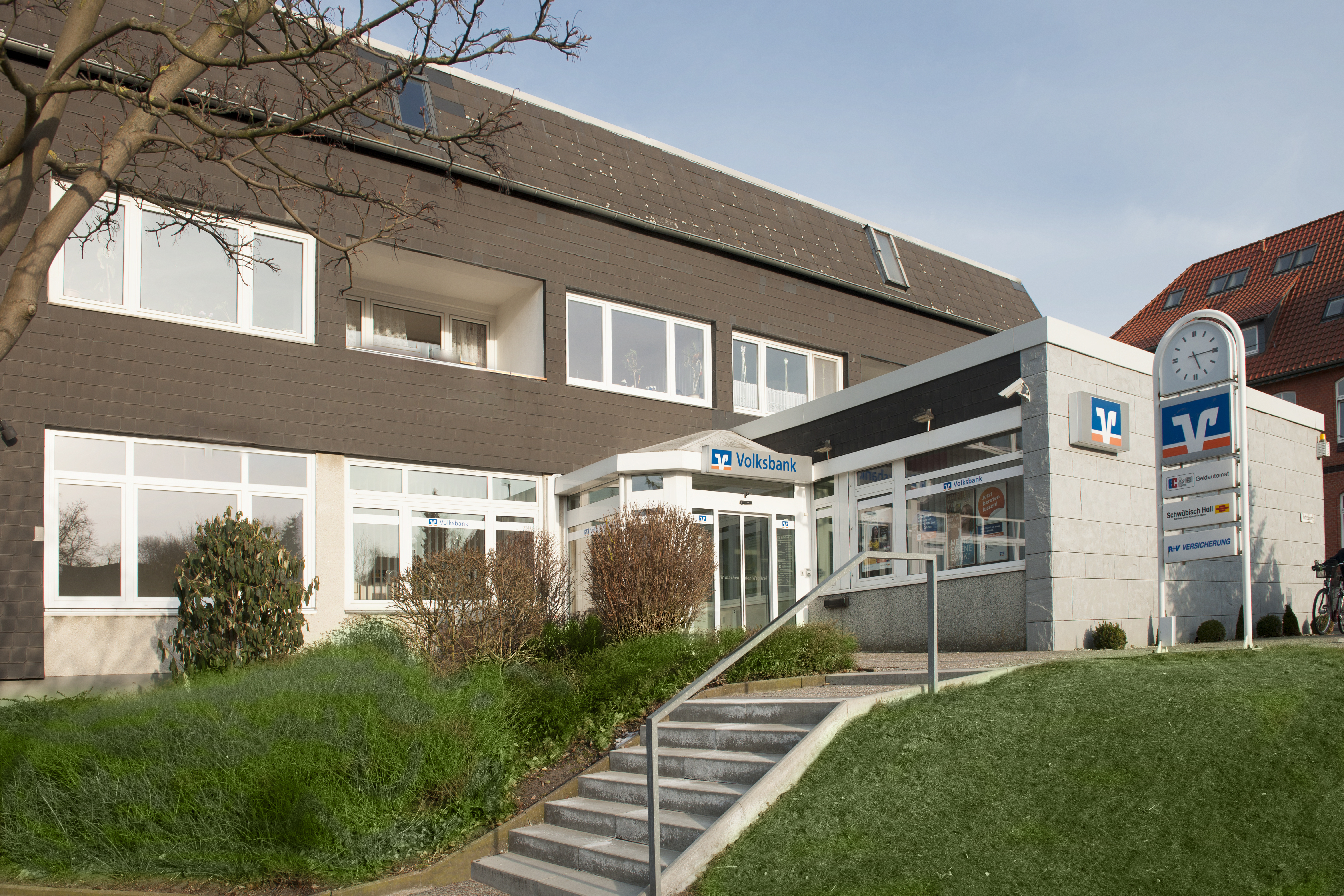 Volksbank eG Hildesheim-Lehrte-Pattensen, Volksbank eG SB-Servicegeschäftsstelle Ilten, Raiffeisenplatz 1, 31319, Sehnde