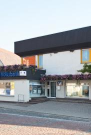 Volksbank Rottweil eG, Volksbank Rottweil eG, Geschäftsstelle Vöhringen, Sulzer Straße 22, 72189, Vöhringen