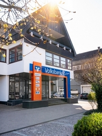 Volksbank Rottweil eG, Volksbank Rottweil eG, Hauptgeschäftsstelle Sulz, Untere Hauptstr. 24, 72172, Sulz
