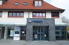 Volksbank Stuttgart eG, Volksbank Stuttgart eG Filiale Weilimdorf, Löwen-Markt 3, 70499, Stuttgart