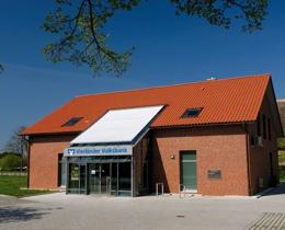 Volksbank Raiffeisenbank eG, Filiale Neuengamme   Vierländer Volksbank • Niederlassung der Volksbank Raiffeisenbank eG, Heinrich-Stubbe-Weg 4, 21039, Hamburg