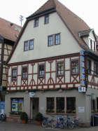 Raiffeisenbank Main-Spessart eG , Raiffeisenbank Main-Spessart eG Geschäftsstelle Lohr-Stadt, Hauptstraße 17, 97816, Lohr a. Main