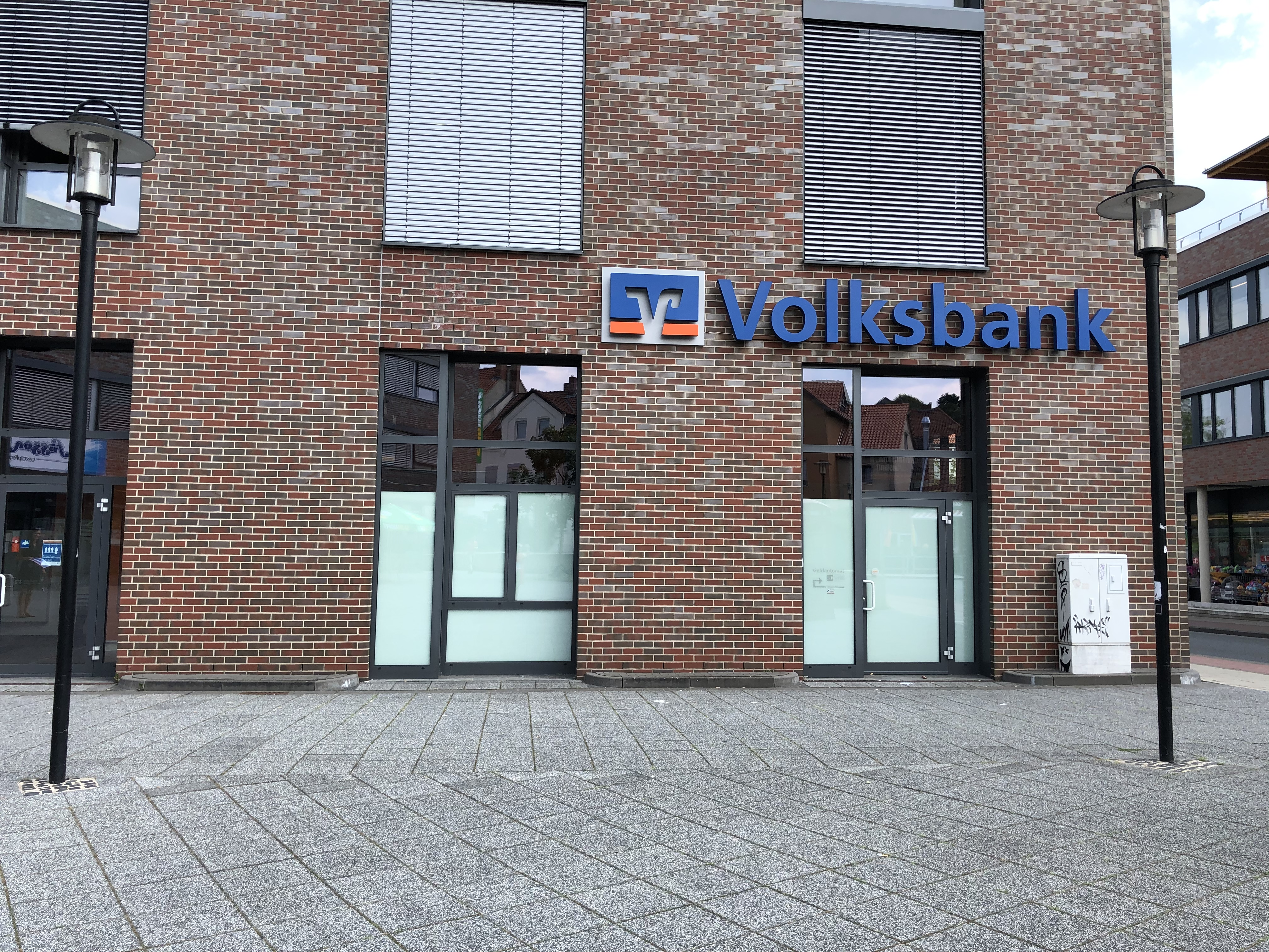 Volksbank eG Hildesheim-Lehrte-Pattensen, Volksbank eG SB-Geschäftsstelle Moritzberg, Phoenixstraße 6, 31137, Hildesheim