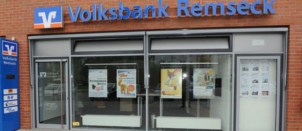 Volksbank Remseck eG, Volksbank Remseck eG, John-F.-Kennedy-Allee 27, 71686, Remseck am Neckar