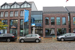 VR Bank Nord eG, Filiale Bredstedt, Markt 20, 25821, Bredstedt