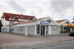Volksbank Alzey-Worms eG, Volksbank Alzey-Worms eG - SB-Stelle Bodenheim/Hilgestraße, Hilgestr. 25-33, 55294, Bodenheim