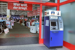 Volksbank Alzey-Worms eG, Volksbank Alzey-Worms eG - SB-Stelle Media-Markt, Schönauer Str. 16, 67547, Worms