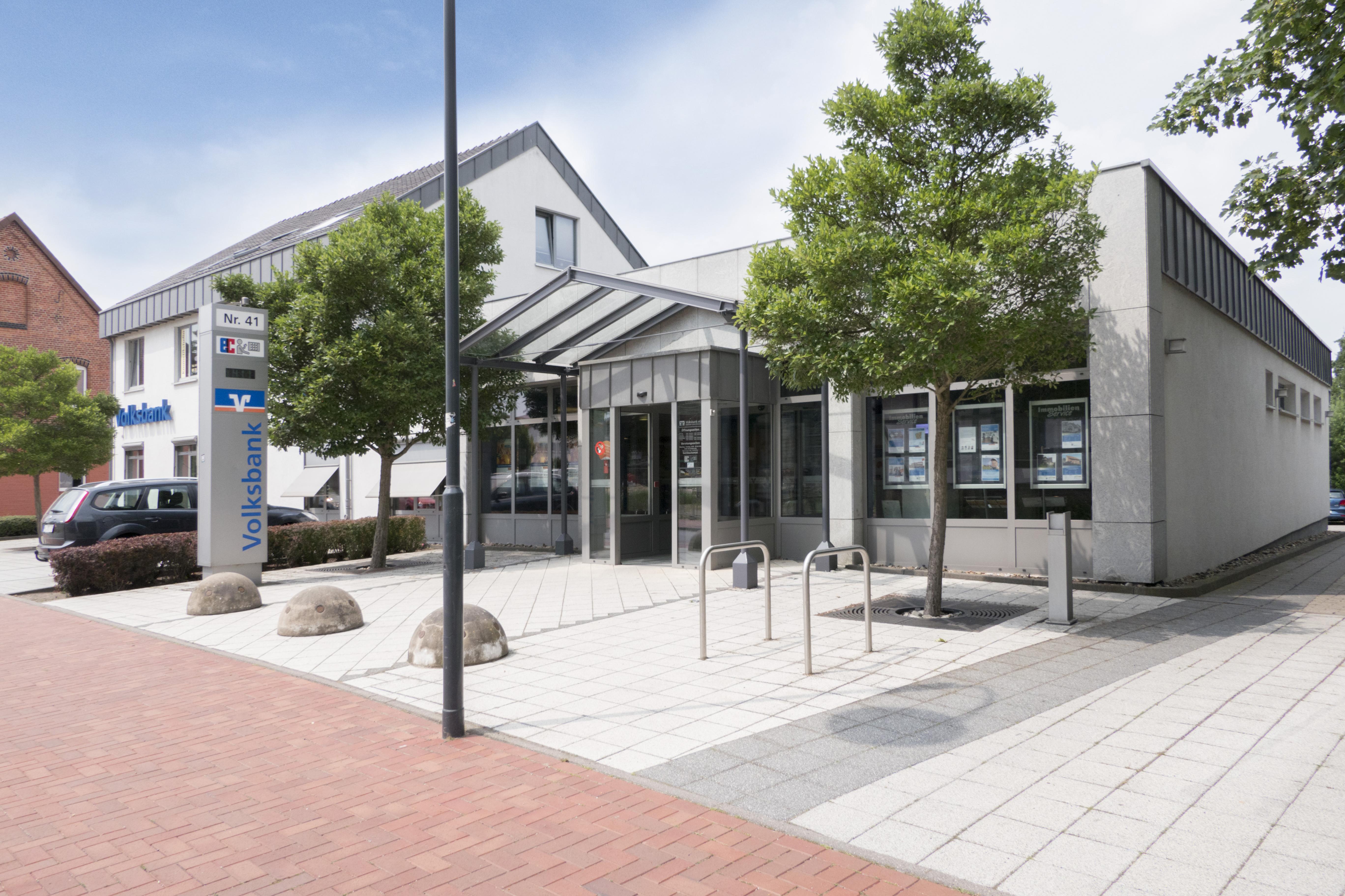 Volksbank eG Hildesheim-Lehrte-Pattensen, Volksbank eG Beratungsgeschäftsstelle Algermissen, Marktstraße 41, 31191, Algermissen