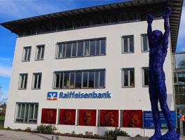 Raiffeisenbank Erding eG, Raiffeisenbank Erding eG, Bahnhofstr. 38, 85435, Erding