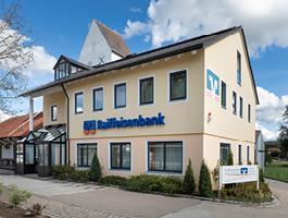 Raiffeisenbank Aresing-Gerolsbach eG, Geschäftsstelle Aresing, Bauernstr. 17, 86561, Aresing