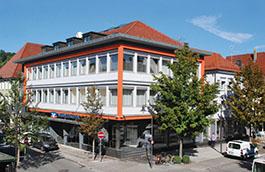 Volksbank Hohenzollern-Balingen eG, Volksbank Hohenzollern-Balingen eG, Friedrichstr. 72, 72336, Balingen