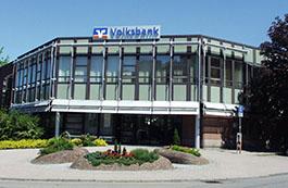 Volksbank Hohenzollern-Balingen eG, Volksbank Hohenzollern-Balingen eG, Geschäftsstelle  Frommern, Jahnstr. 13, 72336, Balingen