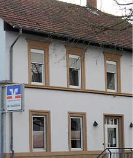 Volksbank Lauterecken eG, Geschäftsstelle Becherbach, Hauptstr. 1, 67827, Becherbach