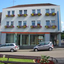 Vereinigte Volksbank Raiffeisenbank eG, Volksbank Odenwald, Filiale Beerfelden, Brunnengasse 13, 64760, Oberzent