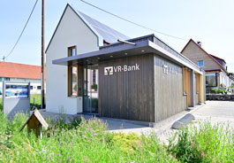 VR-Bank Memmingen eG, VR-Bank Memmingen eG, Filiale Benningen, Hauptstr. 20, 87734, Benningen