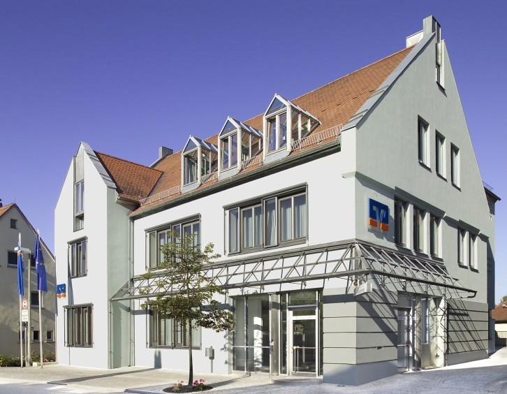 Raiffeisen – meine Bank eG , Raiffeisen – meine Bank eG , Heidecker Straße 2, 91161, Hilpoltstein