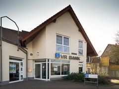VR Bank Westthüringen eG, VR Bank Westthüringen eG Filiale Berka / Werra, Werrastr. 4, 99837, Berka / Werra