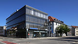 Volksbank Ulm-Biberach eG, Volksbank Ulm-Biberach eG  Geschäftsstelle Bismarckring, Biberach, Bismarckring 57-61, 88400, Biberach an der Riß