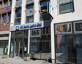 VR Bank Biedenkopf-Gladenbach eG Hauptstelle Biedenkopf, VR Bank Biedenkopf-Gladenbach eG Hauptstelle Biedenkopf, Bachgrundstr 16-18, 35216, Biedenkopf