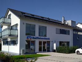 Raiffeisenbank Erding eG, Raiffeisenbank Erding eG, Geschäftsstelle Bockhorn, Ringstraße 1, 85461, Bockhorn