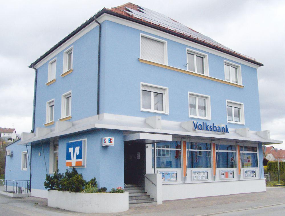 Volksbank Straubing eG, Volksbank Straubing eG, Geschäftsstelle Bogen, Bahnhofstr. 8, 94327, Bogen