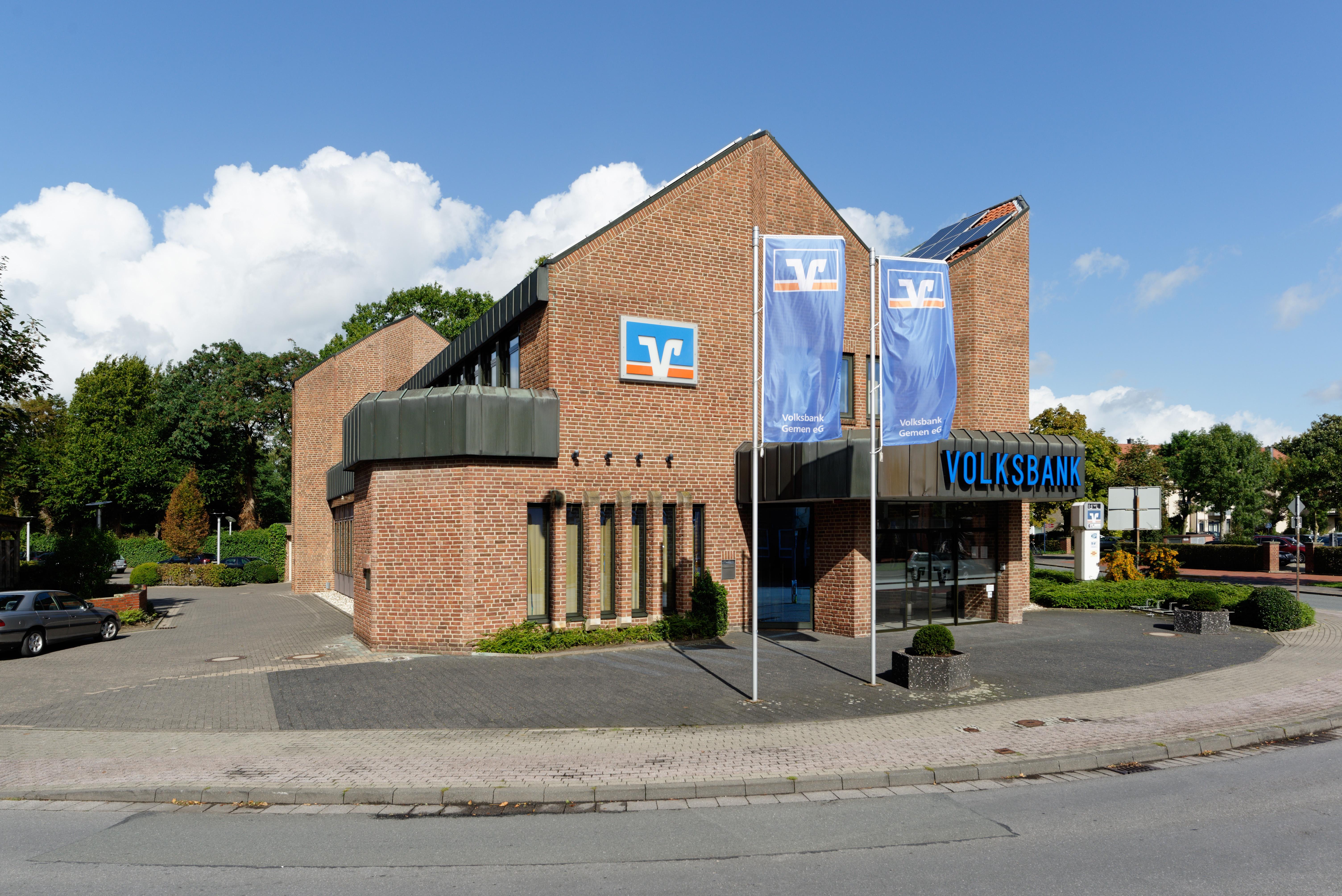 Volksbank Gemen eG, Volksbank Gemen eG, Neumühlenallee 2, 46325, Borken