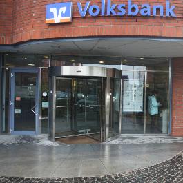 Volksbank-Raiffeisenbank im Kreis Rendsburg eG , Volksbank-Raiffeisenbank im Kreis Rendsburg eG Geschäftsstelle Büdelsdorf, Parkallee 12, 24782, Büdelsdorf