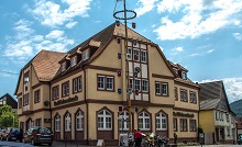 Vereinigte Volksbank Raiffeisenbank eG, Raiffeisen-Volksbank Miltenberg, Filiale Bürgstadt, Hauptstr. 27, 63927, Bürgstadt
