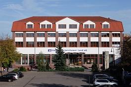 Volksbank Jerichower Land eG, Volksbank Jerichower Land eG, Rolandplatz 1, 39288, Burg