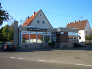 Raiffeisenbank Unteres Zusamtal eG, Raiffeisenbank Unteres Zusamtal eG, Herrenberg 18, 86647, Buttenwiesen