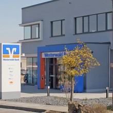 Westerwald Bank eG Volks- und Raiffeisenbank, Westerwald Bank eG Volks- und Raiffeisenbank, Königsberger Straße 37-39, 56269, Dierdorf