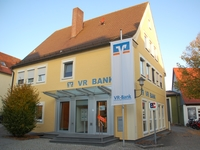 VR-Bank Feuchtwangen-Dinkelsbühl eG, VR-Bank Feuchtwangen-Dinkelsbühl eG Geschäftsstelle Dürrwangen, Marktplatz 7, 91602, Dürrwangen