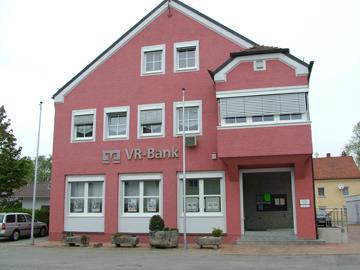 VR-Bank Landau eG, VR-Bank Landau eG - Geschäftsstelle Eichendorf, Oberanger 16, 94428, Eichendorf
