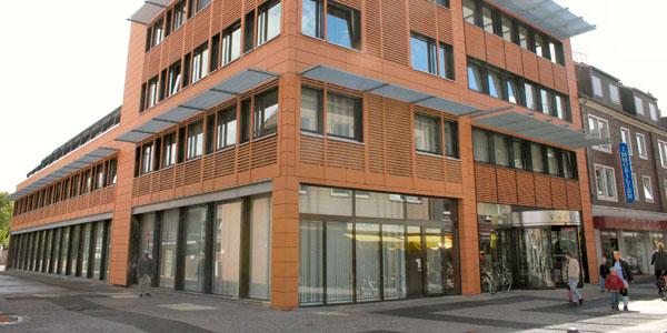 Volksbank Emmerich-Rees eG, Volksbank Emmerich-Rees eG, Raiffeisenplatz 1, 46446, Emmerich am Rhein