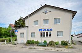 VR-Bank Memmingen eG, VR-Bank Memmingen eG, Filiale Haselbach, Dorfstr. 35, 87745, Haselbach