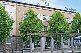 Volksbank Stuttgart eG, Volksbank Stuttgart eG Direktion Fellbach-Kernen, Stuttgarter Platz 1, 70736, Fellbach