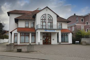 Volksbank Alzey-Worms eG, Filiale Flonheim, Bornheimer Landstr. 1, 55237, Flonheim