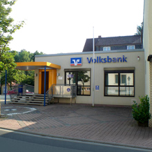Vereinigte Volksbank Raiffeisenbank eG, Volksbank Odenwald, Filiale Fränkisch-Crumbach, Erbacher Str. 14, 64407, Fränkisch-Crumbach