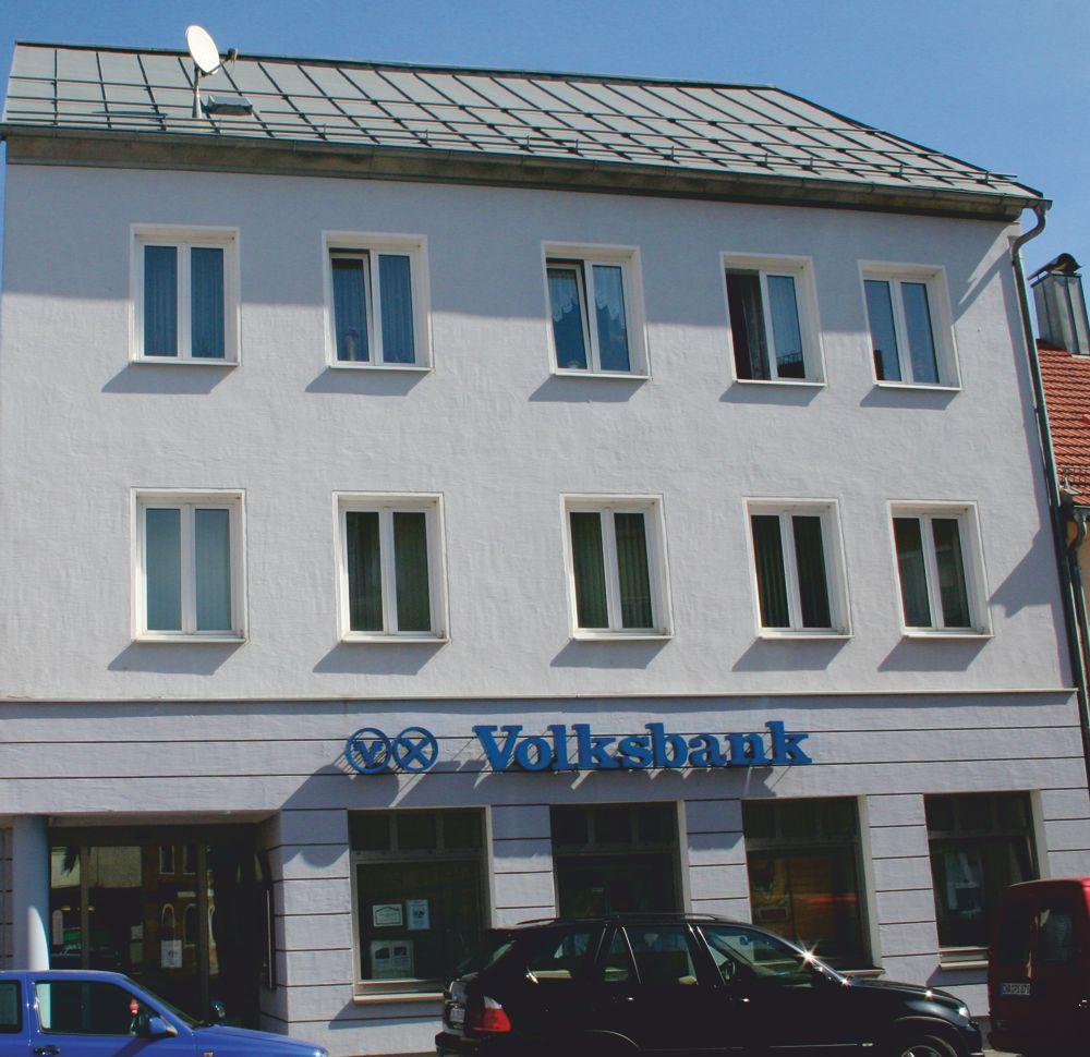 Volksbank Straubing eG, Volksbank Straubing eG, Geschäftsstelle Furth im Wald, Konrad-Utz-Str. 14, 93437, Furth im Wald