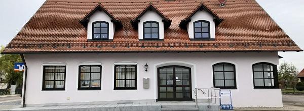 Schrobenhausener Bank eG, Schrobenhausener Bank eG - Geschäftsstelle Weilach, Dorfstr. 43, 86565, Gachenbach