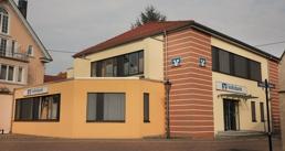 Volksbank Alzey-Worms eG, Volksbank Alzey-Worms eG - Filiale Gau-Odernheim, Roßmarkt 2, 55239, Gau-Odernheim