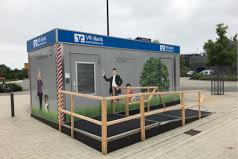 Volksbank Münsterland Nord eG, SB-Center Hasbergen, Tecklenburger Straße 23, 49205, Hasbergen