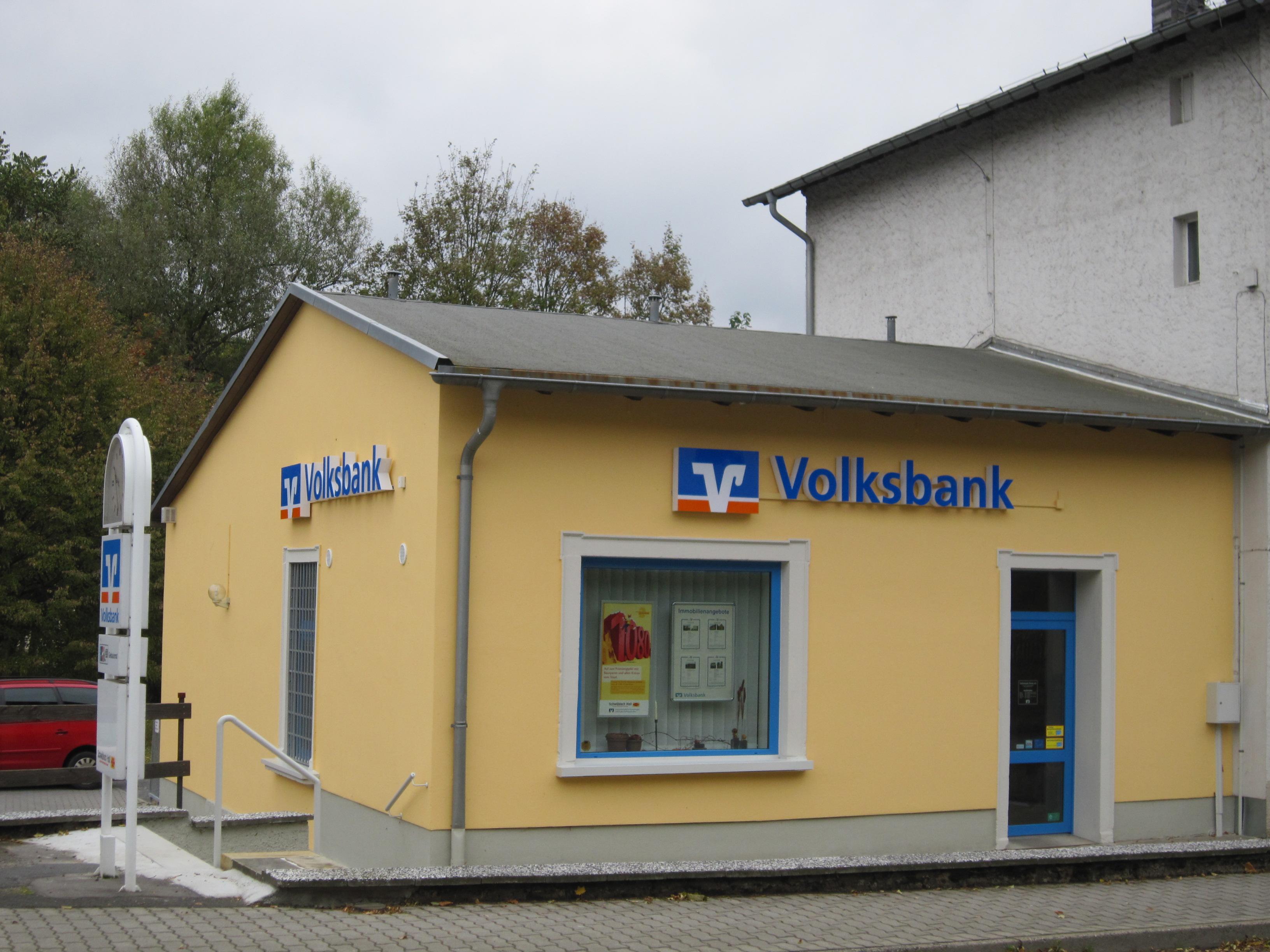 Volksbank Pirna eG, Volksbank Pirna eG, Ladenberg 4, 01816, Bad Gottleuba-Berggießhübel, OT Berggießhübel