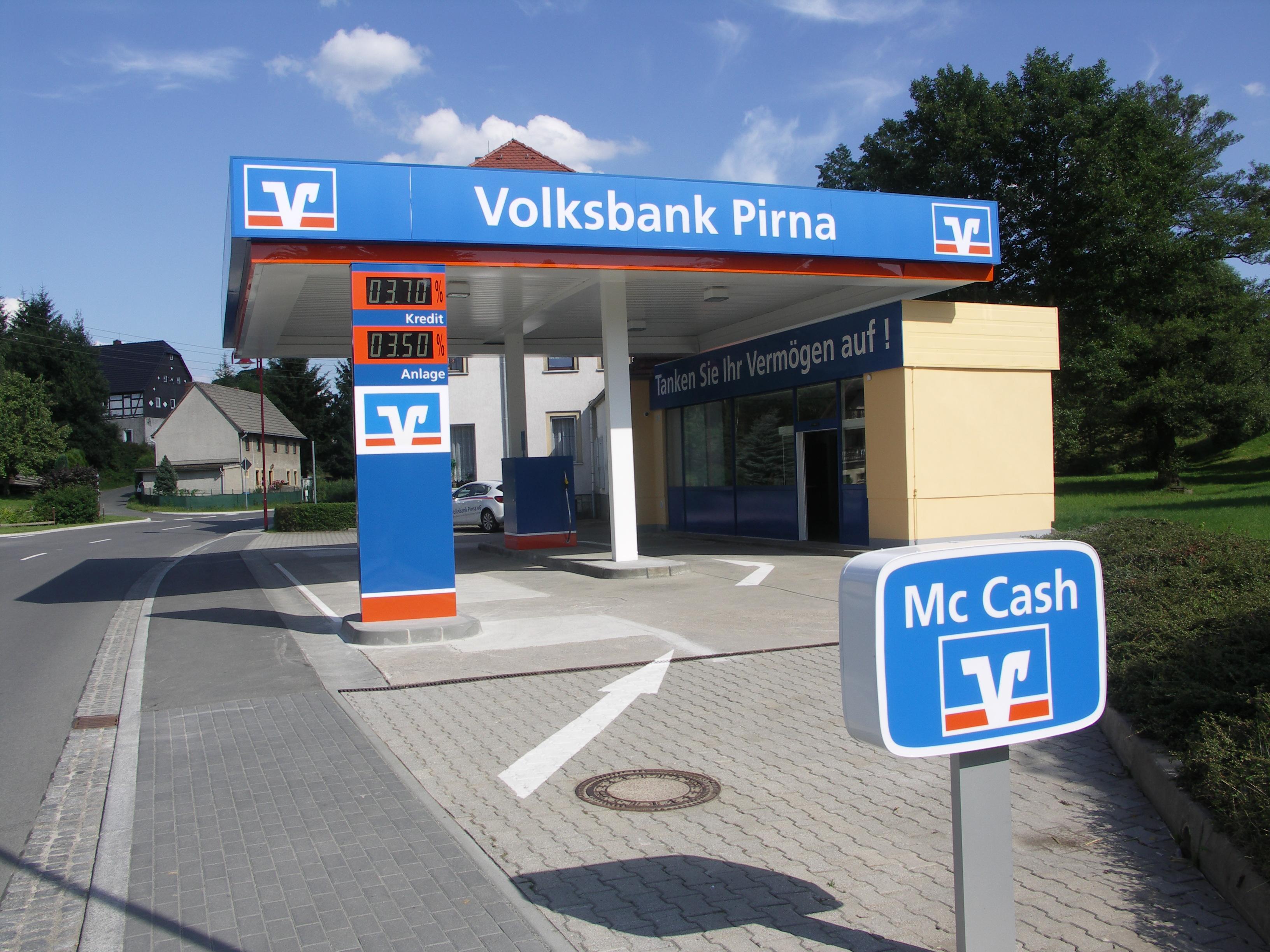 Volksbank Pirna eG, Volksbank Pirna eG, Hauptstraße 117, 01833, Dürrröhrsdorf-Dittersbach