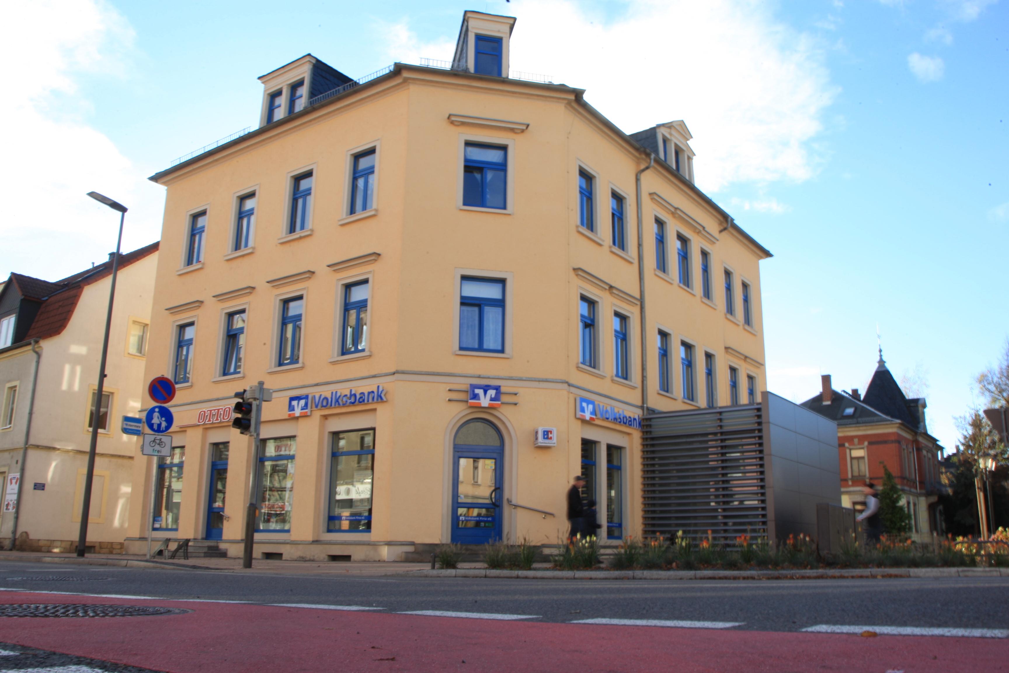 Volksbank Pirna eG, Volksbank Pirna eG, Hauptstraße 9, 01796, Pirna-Copitz