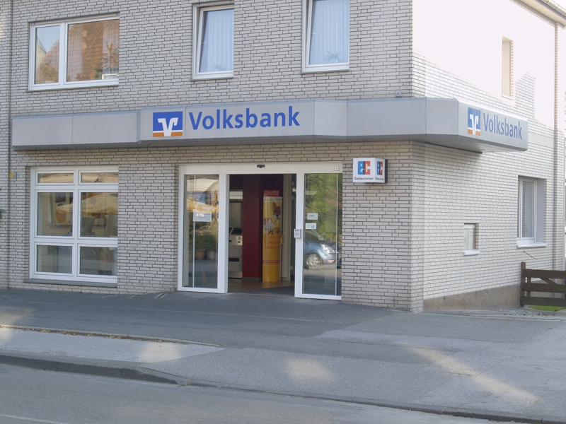 Volksbank Selm-Bork eG Volksbank Altlünen, Volksbank Selm-Bork eG Volksbank Altlünen, Alstedder Straße 157, 44534, Lünen