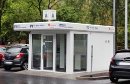 Volksbank Alzey-Worms eG, Volksbank Alzey-Worms eG - SB-Stelle Sertoriusring, Sertoriusring 100, 55126, Mainz